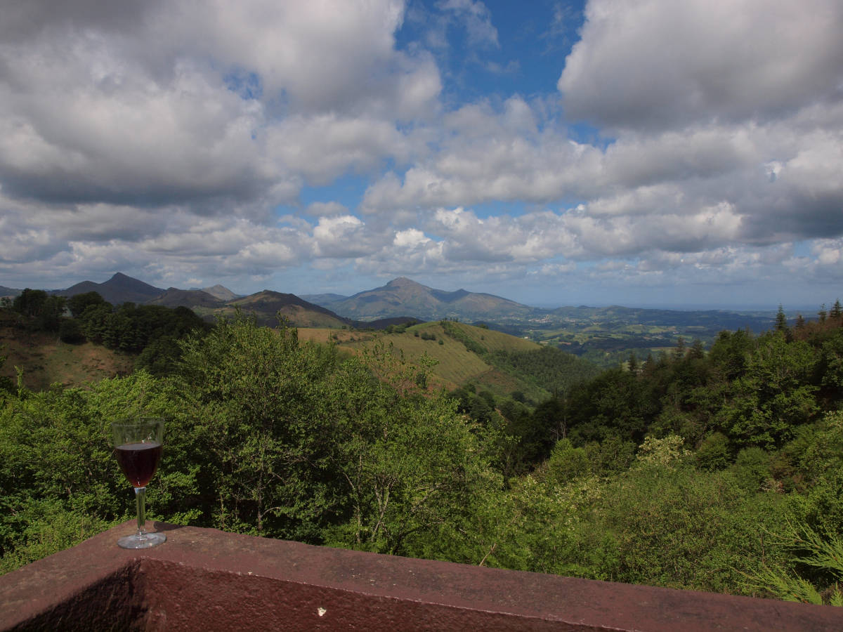 Casa Rural Enekonea en Baztan entorno